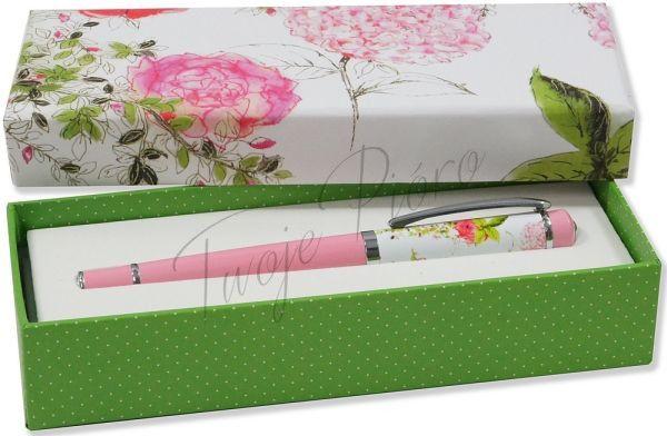 Pióro kulkowe / długopis Peter Pauper ROSE GARDEN + pudełko prezentowe Twoje Pióro - ekskluzywne artykuły piśmienne