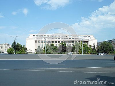 Victoria Palace is a palace in Bucharest, located in Victoria Square and the headquarters of the Romanian Government.