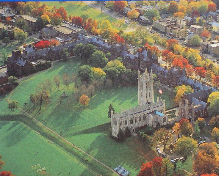 Quad Trinity College CT