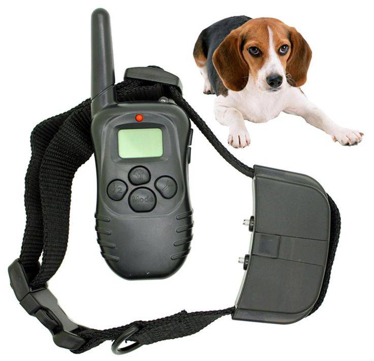 New Arrival Waterproof And Adjustable 998D Electronic Dog Collar Remote Control No Shock Pet Training Collar With LCD Display