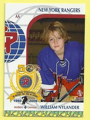 William Nylander 2009 peewee card MoDo hockey