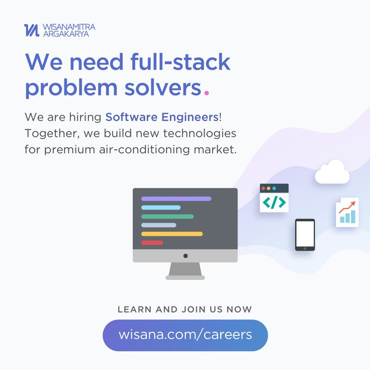 JOIN!  #vacancy from Wisma Sarana Teknik as Project Engineer-Trainee for University Degree >> http://bit.ly/2z25fXi   DEADLINE: 30 November 2017 #itbcc #karirITB #ITBcareer