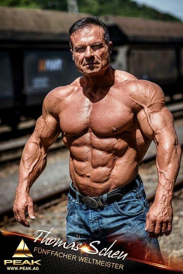 Mature muscle xxx