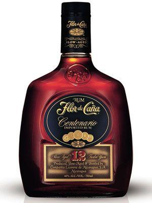 Flor de Caña Centenario 12 Year Old rum