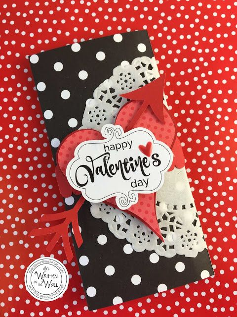 Chocolate for your Sweethearts-Chocolate Candy Bar Wraps for that special someone. Valentine's Day Treats Valentines Day Chocolate