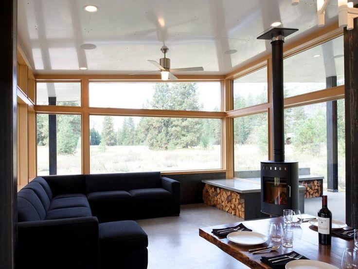 The Ranchero House By CAST #Architecture | #Washington via @CONTEMPORIST