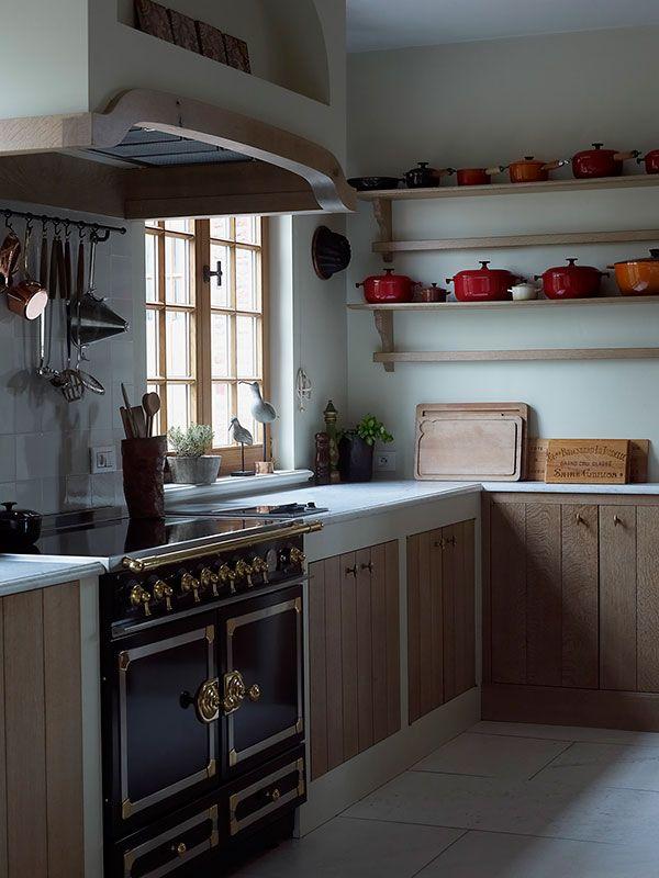 Custom Made Kitchen Design   Lefèvre Interiors Belgium