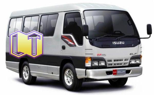 Rental Mobil ELF Lombok