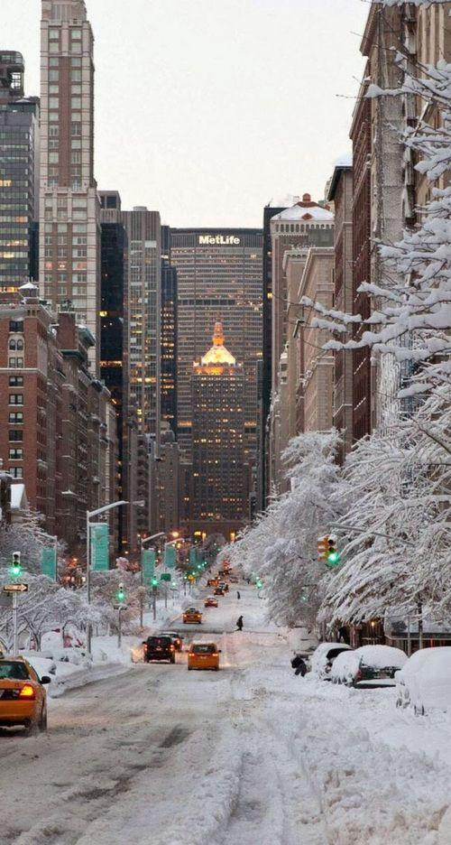 Park Avenue, Manhattan, NY