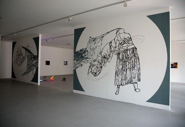 Niamh McCann Leitrim Sculpture Centre