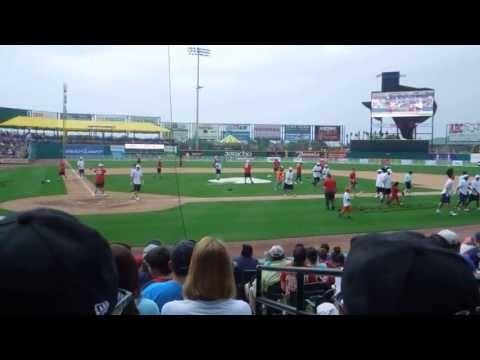 JJ Watt Foundation charity softball game