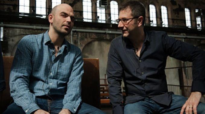 Roberto Saviano & Fabio Fazio