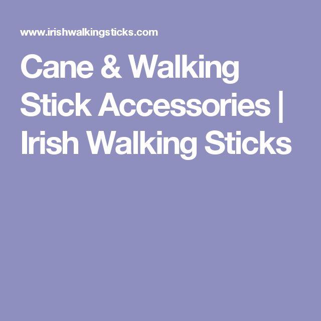 Cane & Walking Stick Accessories   Irish Walking Sticks