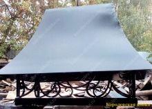 КД-37 Колпак для дымохода из ковки http://korolev-kovka.ru/kd37-kolpak-dlja-dymohoda-iz-kovki/  КД-37 Колпак для дымохода из ковки представляет собой необходимый элемент любого дымоходного выхода. Такой кованый колпак не только защищает дымоход от...