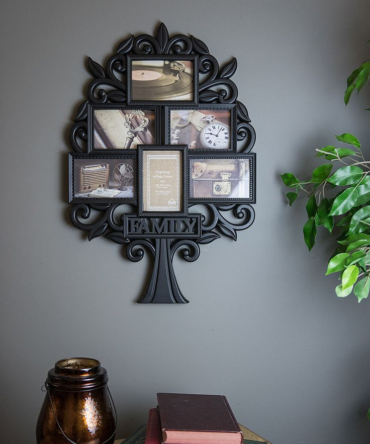 Take a look at this Tree Photo Collage Wall Frame today!