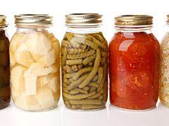 Conseils de salubrité sur la mise en conserve des aliments