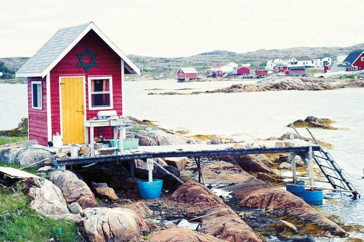 Fogo Island, Canada. Photo: Bettina Lewin
