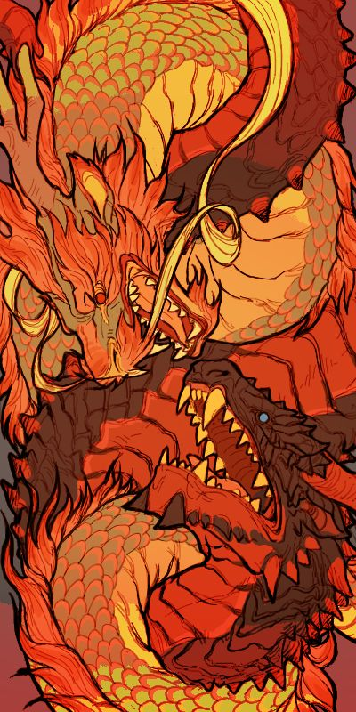 Fire-drakes or Uruloki are a type of Dragon in Middle-earth. They are very…