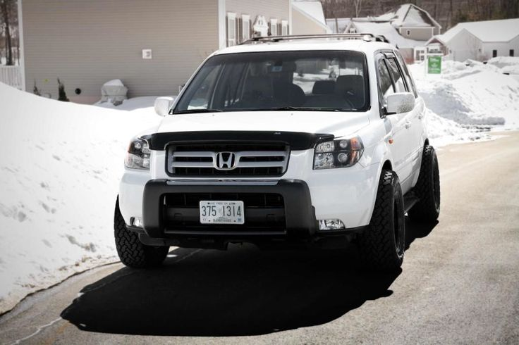 Off-Road Honda Pilot (FEEDBACK & SUGGESTIONS WANTED!) - Page 2 - Honda-Tech