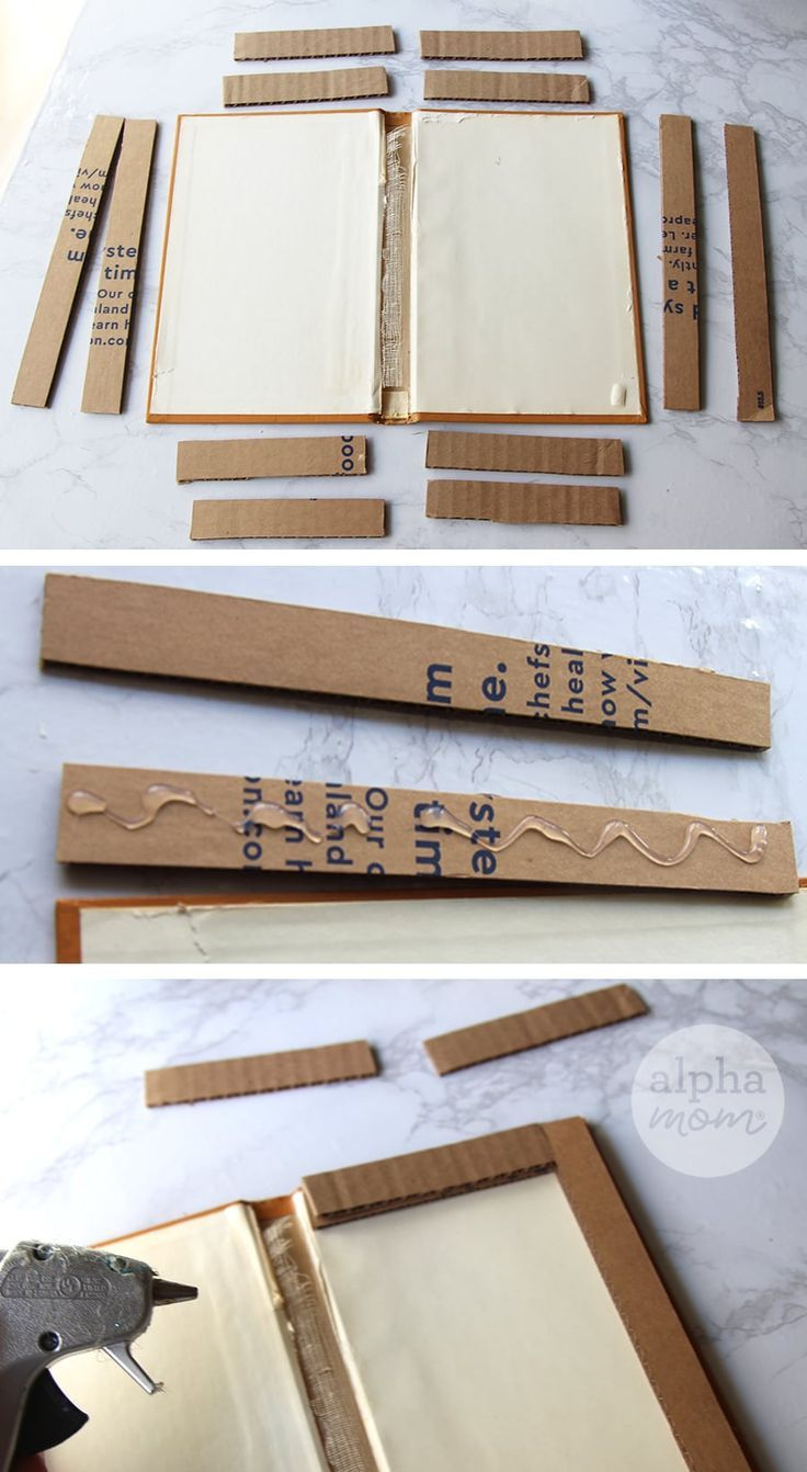 How To Repurpose Damaged Books Into Purses Alpha Mom Book Crafts Diy Old Book Crafts Upcycle Books