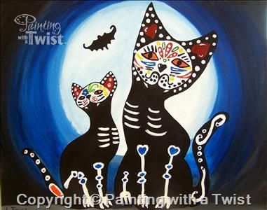 1000 images about sugar land painting with a twist on for Painting with a twist san diego