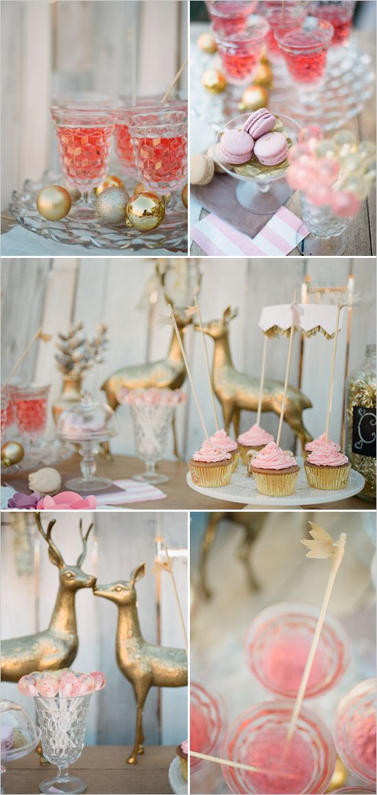 candy table decorations