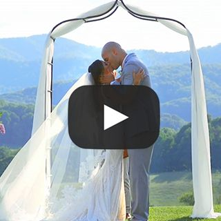 Watch Jana Kramer and Michael Caussin's Wedding Video : Brides