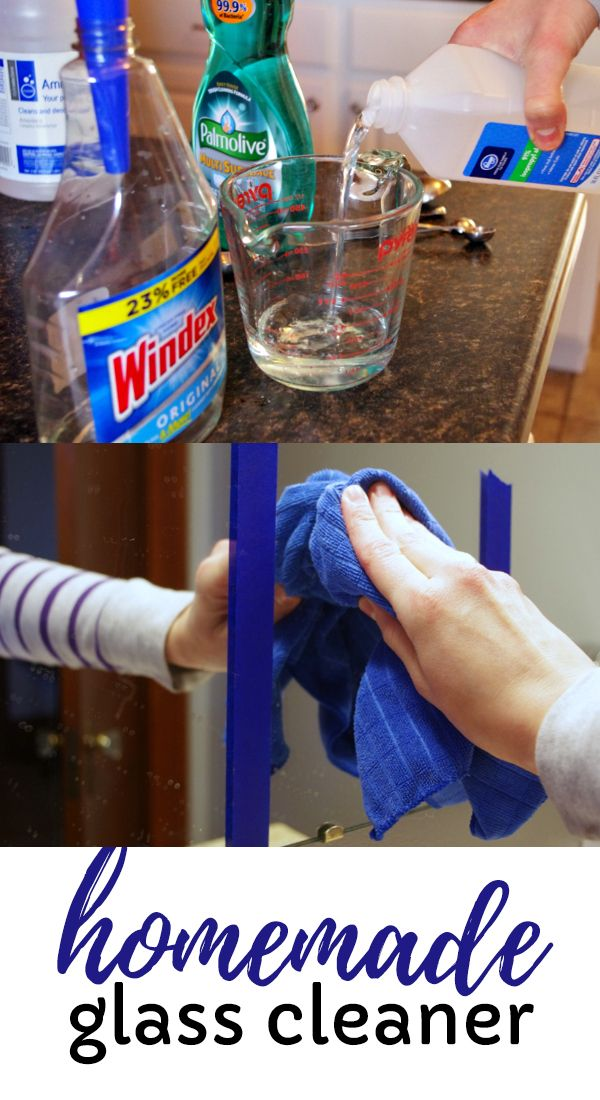 Homemade Glass Cleaner With Ammonia Homemade Glass Cleaner