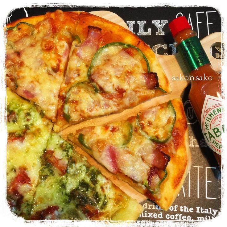 焼き上がりまで20分!混ぜるだけ絶品ピザでワインを楽しもう♡ - LOCARI(ロカリ)