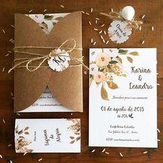 Convite Livia + Lágrimas de Alegria + Chuva de Arroz = Muito amor! ❤️ #bomdia #convite #casamento #tonoiva #voucasar #euquero #festaminha #papelaria #personalizada #convites #personalizados #lembrancinhas #casamentodedia #casamentonocampo #casamentoboho #bohowedding #miniwedding #detalhes #conviterústico #bohochic #convitedecasamento #conviterustico #noivaboho #bohobride #lágrimasdealegria #chuvadearroz #boho #estilo