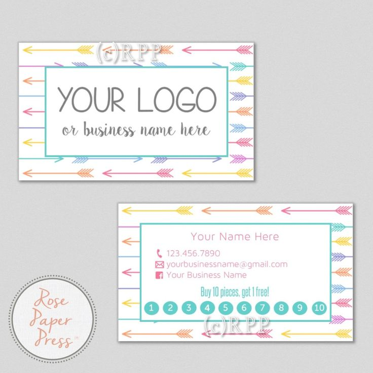 The 25+ best Printable business cards ideas on Pinterest ...