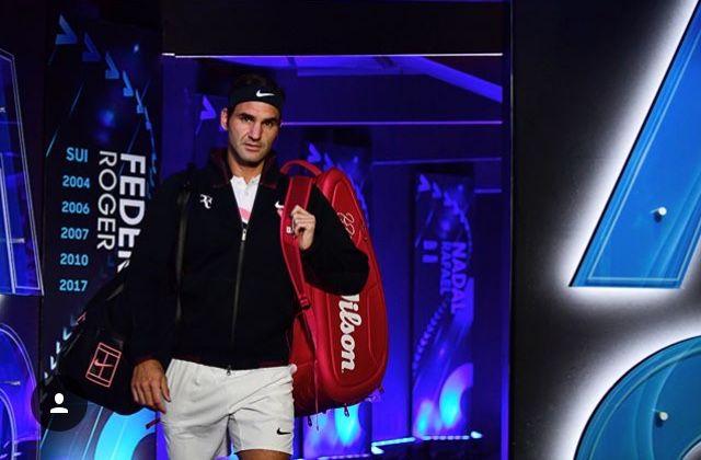 Roger Federer vs Struff (6/4-6/4-7/6(4)) - 2nd Round AO 2018 - Rod Laver Arena Melbourne