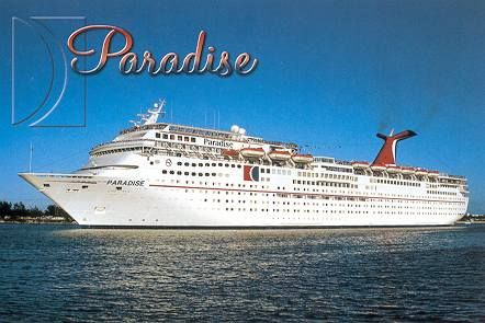Carnival Paradise...My first cruise & the start of my Cruising Addiction!! :)