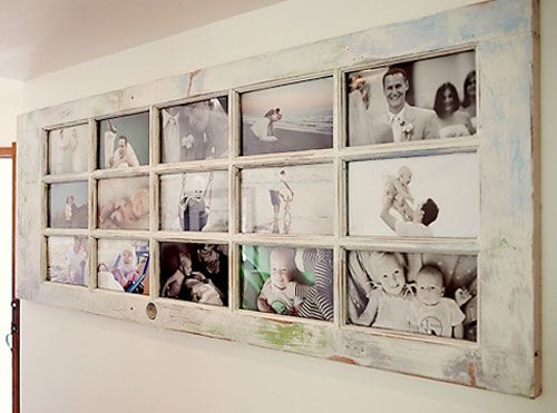 what could be done with these doors diy ideas doors and photo boards - Door Photo Frame