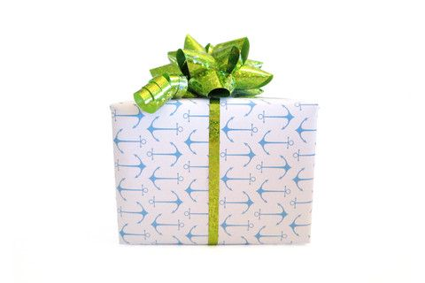 'Anchors Away' Dirty Wrapping Sample – Dirty Lola's