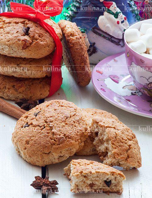 Печенье новогоднее - рецепт с фото
