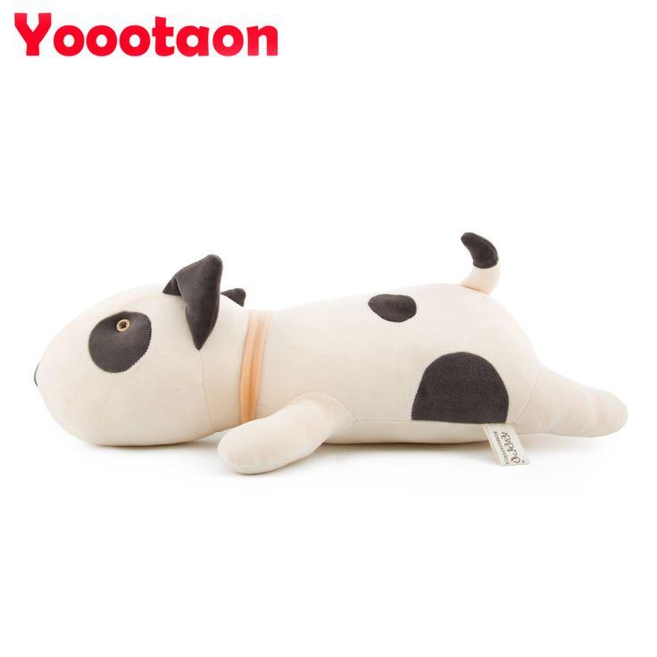 100cm Big Bull Terrier dog emoji plush kids toy sleeping pillow toy cute soft baby toys stuffed dolls for children girl gifts
