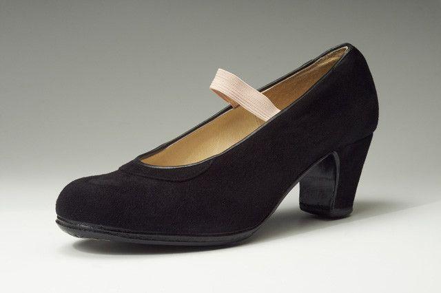 MENKES Academico Ante παπούτσια Flamenco