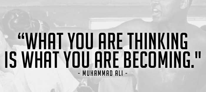 The Greatest Muhammad Ali Quotes - Quotes Of A Champion! Picture Poster Quotes from Muhammad Ali Inspirational Speeches and words from the champion himself
