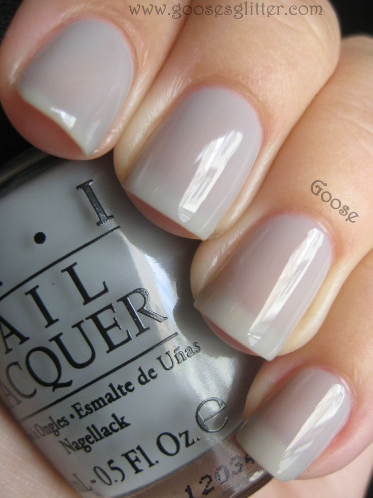 OPI - My Pointe Exactly This is my favorite OPI polish. Possibly my favorite nail polish of all.