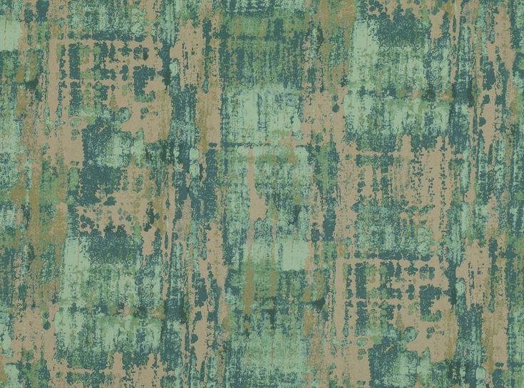 Villa Nova Anta Emerald Wallpaper