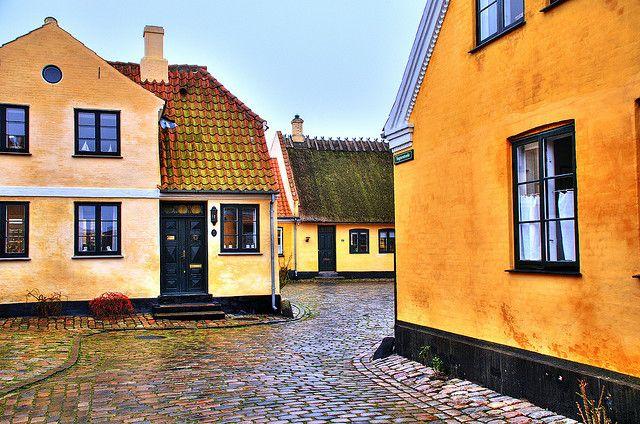 Dragør, Copenhagen. Denmark