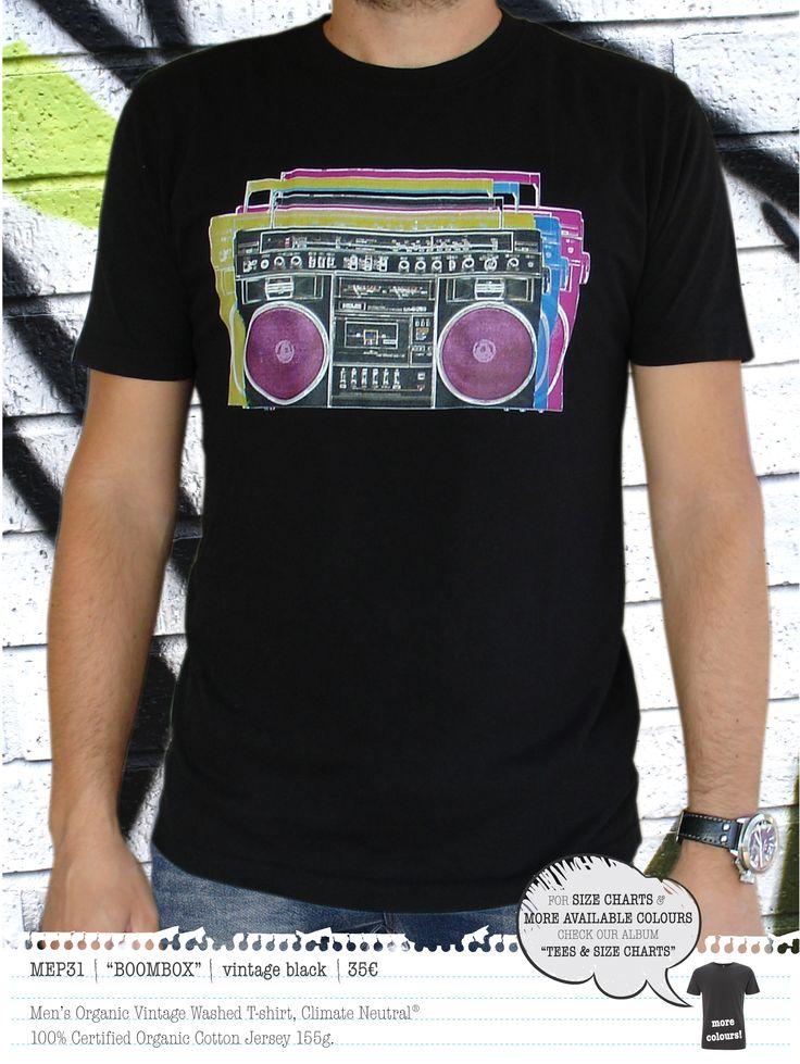 BOOMBOX Men's t-shirt