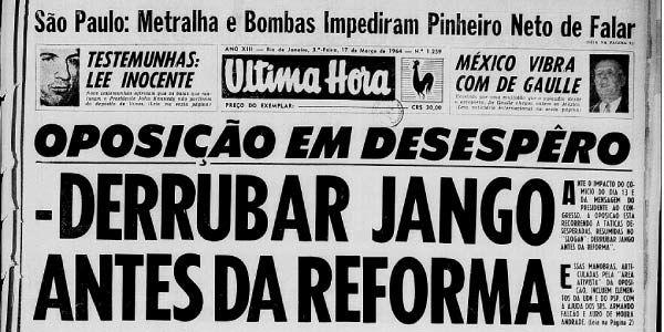 Ditadura Militar No Brasil Historia Completa Do Regime Militar Ditadura Militar Ditadura Historia Do Brasil