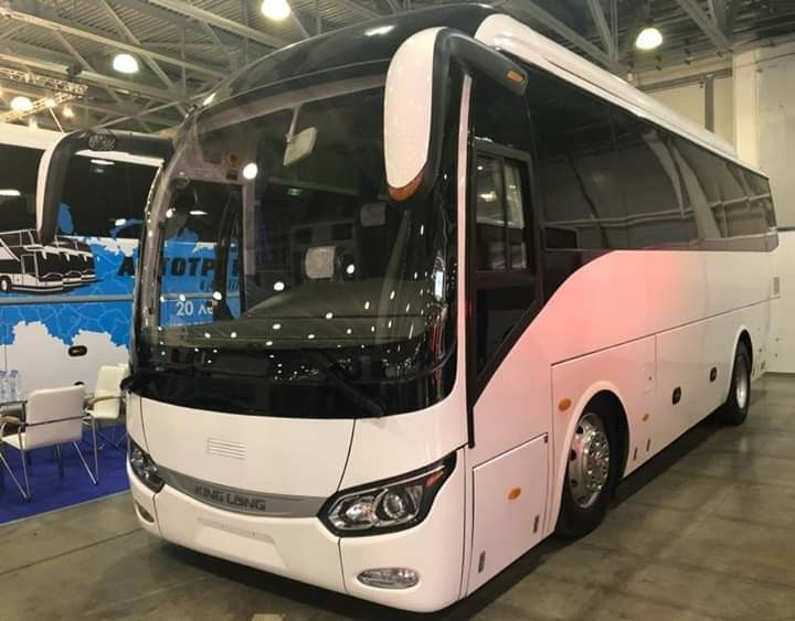 King Long busworld Rusia | bus | Vehicles
