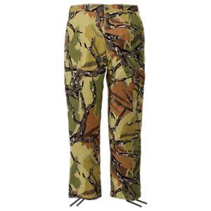 Predator Camo 6-Pocket Poly Hunting Pants for Men - Predator Deception Green - 2XL