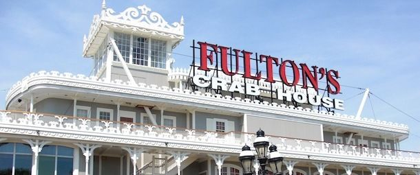 10 BEST Restaurants for Seafood Lovers at Walt Disney World.  (I can vouch for Fulton's so good!  & it's two dinner credits per person if my memory serves me correctly, if you're on a meal plan)