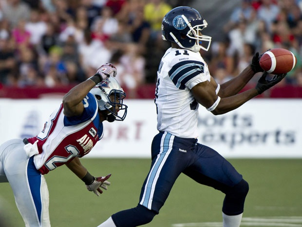 Argos' Dontrelle Inman quietly making a name for himself