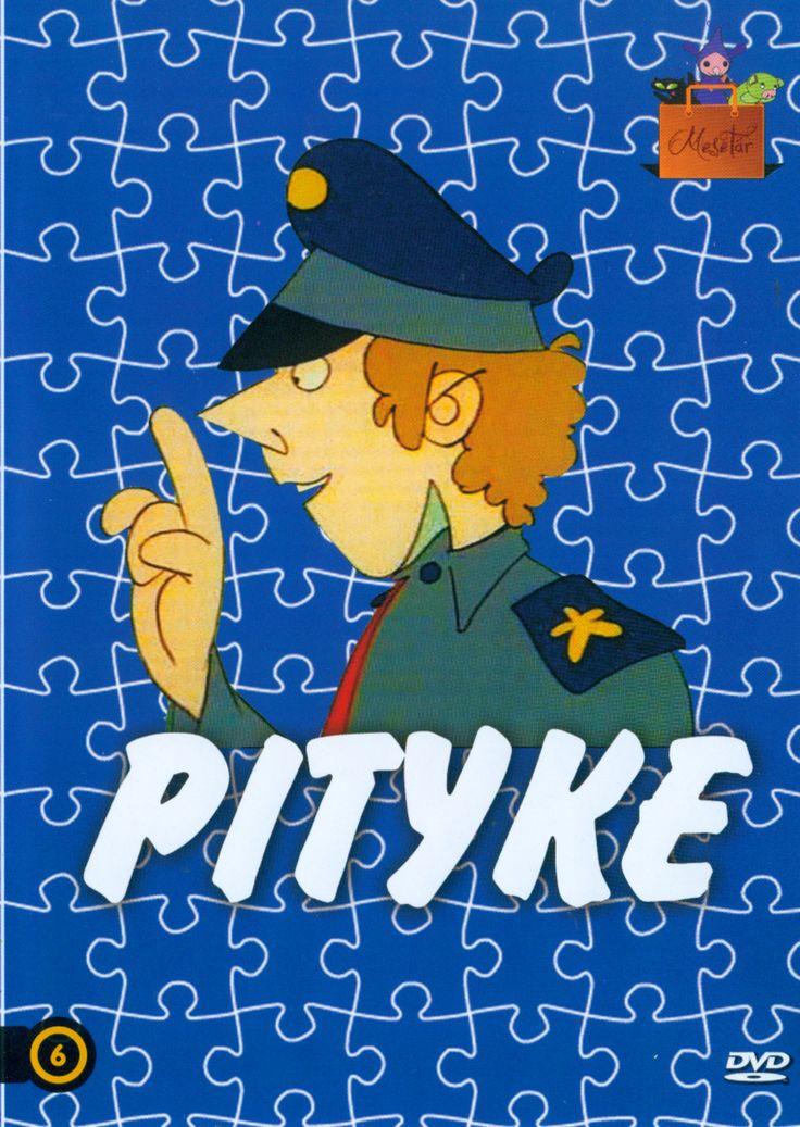 Pityke őrmester / Pityke · Film · Snitt