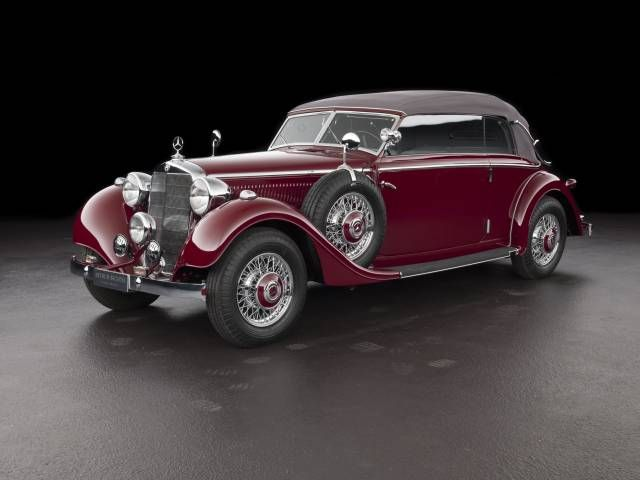 Mercedes Benz 320 Cabriolet B 1937 For Sale Classic Trader Benz Mercedes Mercedes Benz Cars